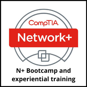 IT training coures - comptia network plus bootcamp - ASG