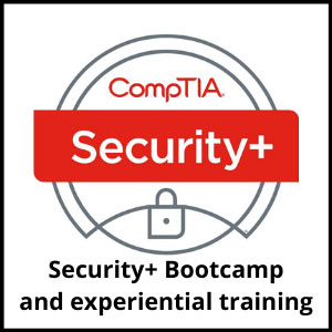 IT training coures - comptia security plus bootcamp - ASG