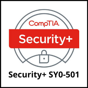IT training coures - comptia security plus - ASG