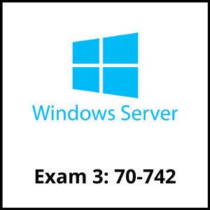 Windows Server Exam 3